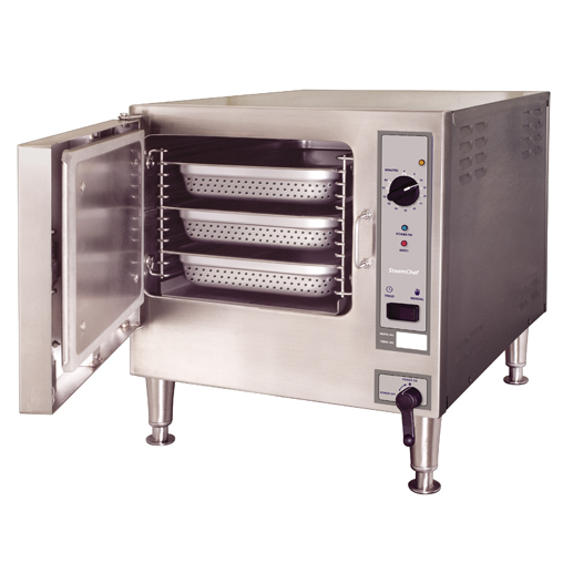 22CET3 Convection Steamer SteamChef